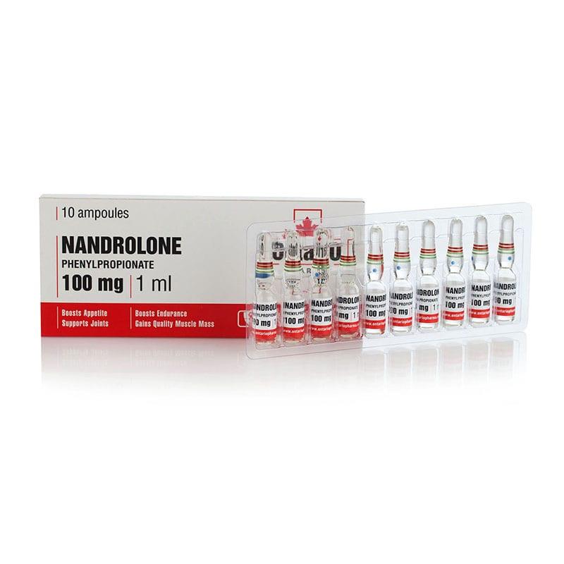Nandrolone Phenylpropionate – 10 амп. х 100 мг.