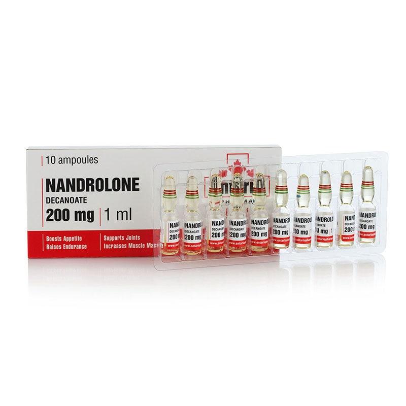 Nandrolone Decanoate – 10 амп. х 200 мг.