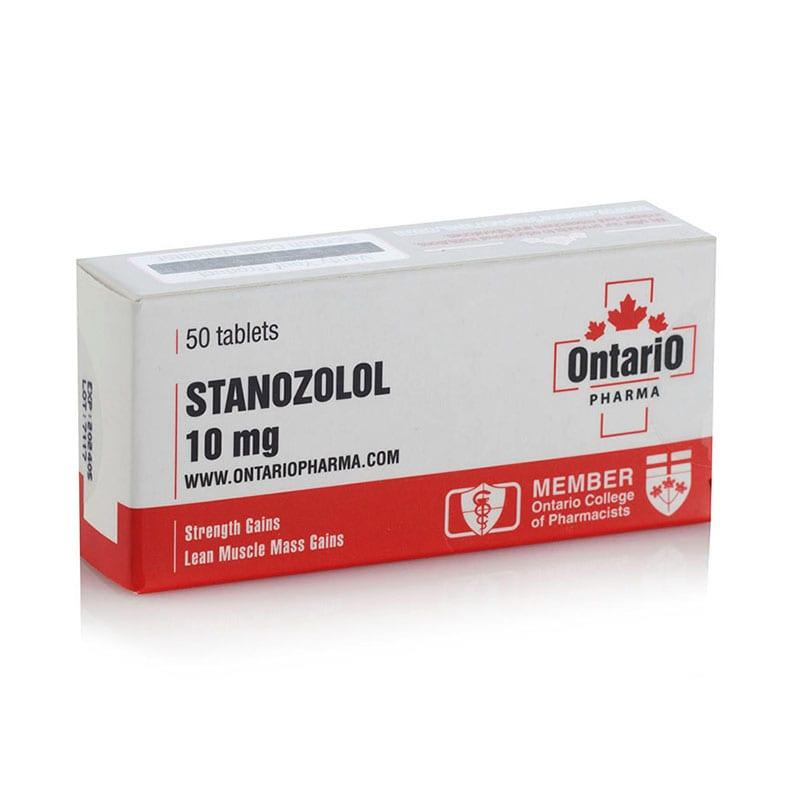 Stanozolol – 50 табл. х 10 мг.