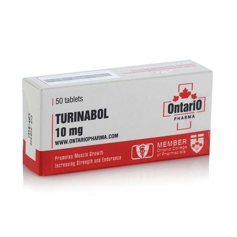 Turinabol – 50 табл. х 10 мг.