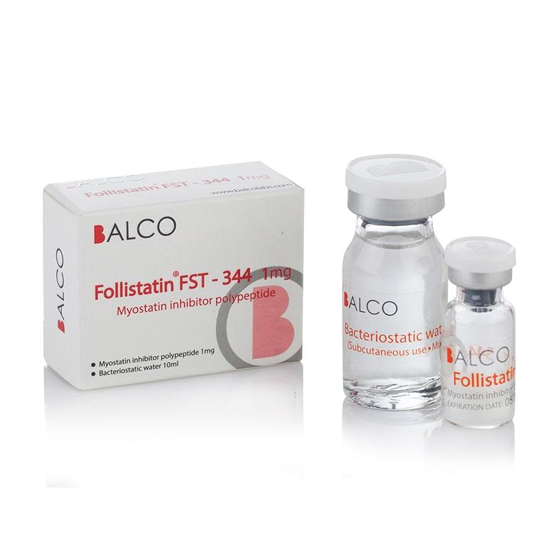 Follistatin 1 мг. + бактериостатична вода 10 мл.