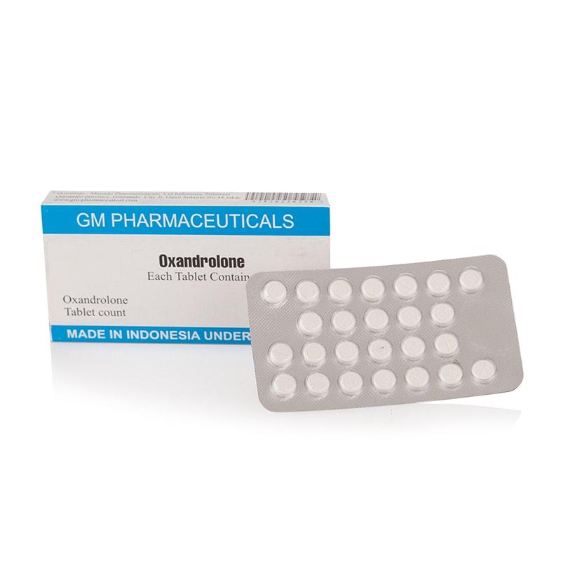 Oxandrolone – 50 табл. х 10 мг.
