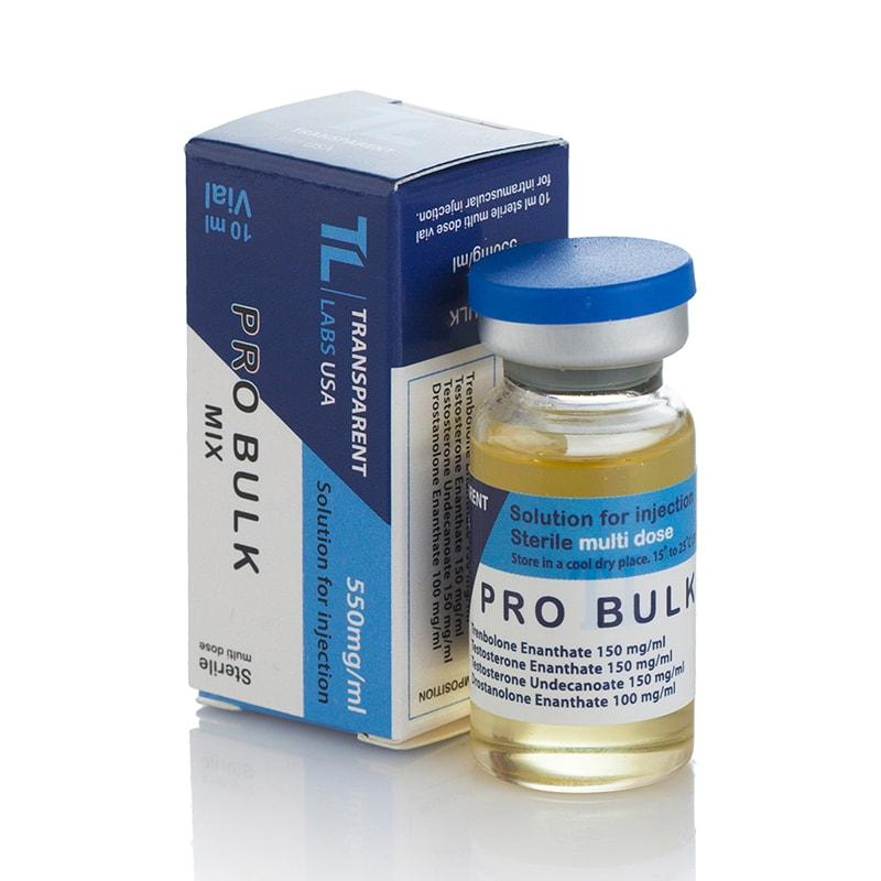 Pro Bulk Mix – 10 мл. х 550 мг.
