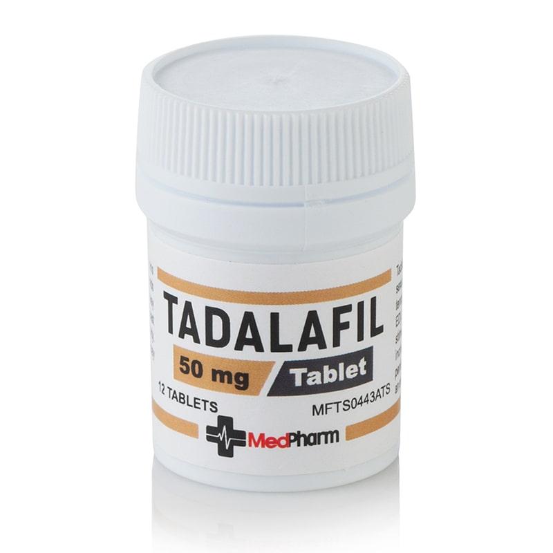 Tadalafil (Циалис) – 12 табл. х 50 мг.