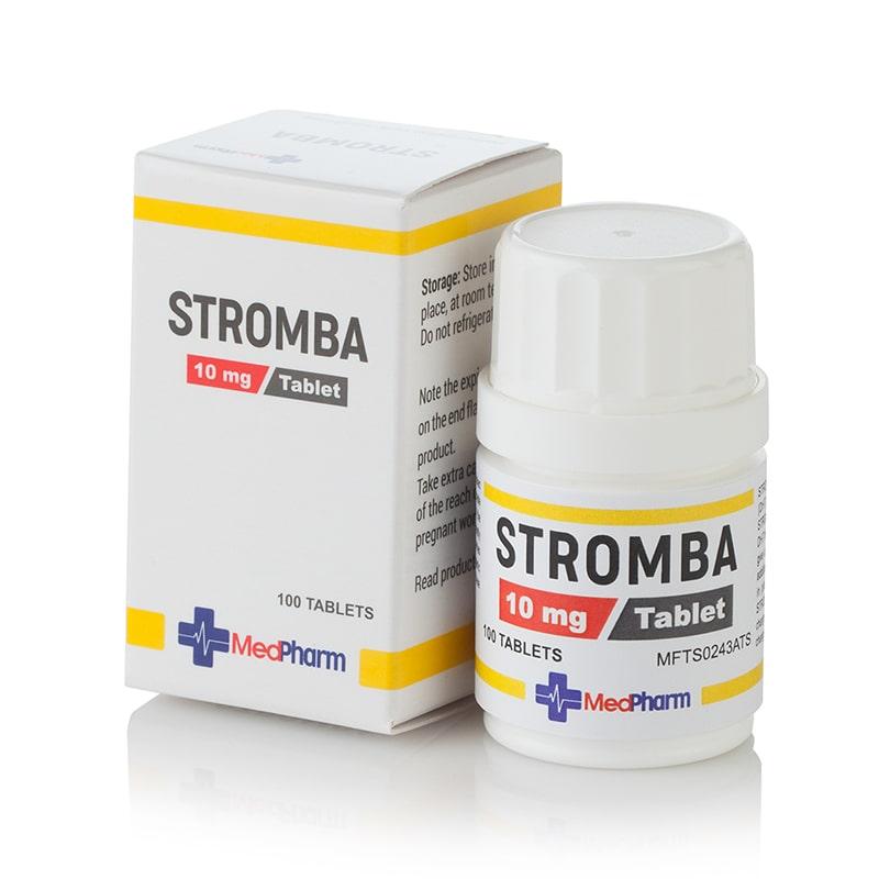 Stromba (Stanozolol) – 100 табл. х 10 мг.