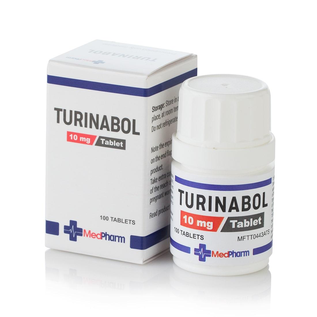 Turinabol – 100 табл. х 10 мг.