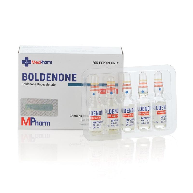 Boldenone – 10 амп. х 200 мг.