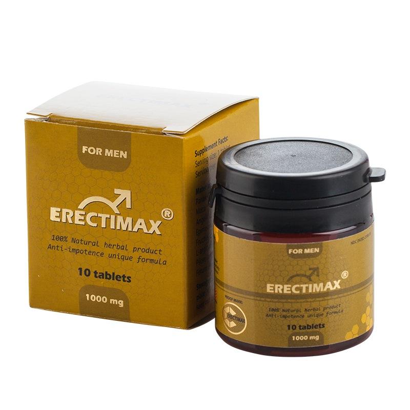 Erectimax® – 10 табл.